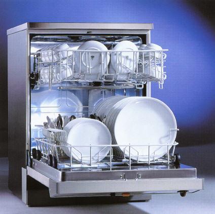 Стиральные и посудомоечные машины – дома микробов