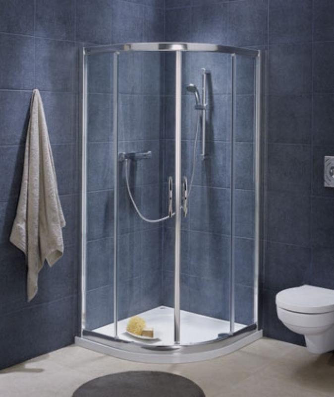 80x80 štvorcová sprcha
