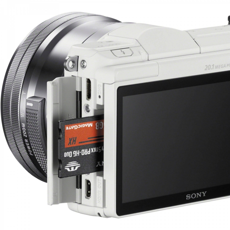Manuale sony a5000