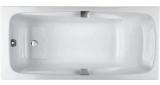 Ванна чугунная JACOB DELAFON REPOS 170х80  E2915-00 c отверстиями для ручек