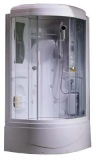 Гидромассажная угловая кабина APOLLO (глубокий поддон) 950x950x2200 (TS-49W)