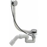 Сифон для ванн  SIMPLEX полуавтомат (285357)