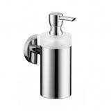 Дозатор для жидкого мыла HANSGROHE LOGIS (40514000)