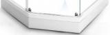 Фронтальная панель для поддона IDO 100х100 белая 8-5 0700308