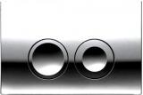 Клавиша смыва  DELTA 21 115.125.21.1 хром глянцевый