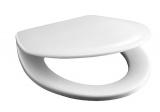 Сиденье для унитаза подвесного JIKA LYRA PLUS дюропласт, soft-close H8933853000001