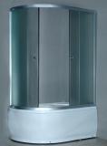 Душевая кабина KERAMAC VICTORIA-SATIN (1200x800x2030) 8134 правая