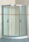 Душевая кабина KERAMAC 8120 (900x900x1950) сатин