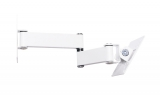 Квадо К-22 белый (3 поворотных узла + наклон)