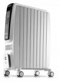 Масляный радиатор Delonghi TRD4 0820 E WHBK