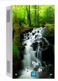 Газовый водонагреватель Roda JSD20-A4 (стекло водопад)