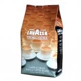Кофе зерновой LAVAZZA Crema e Aroma 1кг, Италия, 75% Арабика 25% Робуста