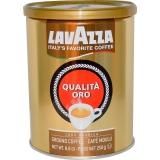 Кофе молотый LAVAZZA Qualita Oro 250г (в жестяной банке)