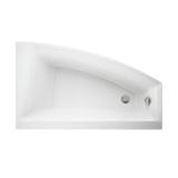 Ванна акриловая  VIRGO MAX 150x90 правая + ножки