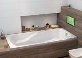 Ванна акриловая  ZEN 160x85