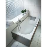 Ванна акриловая  MIRRA 140х70 + ножки CN0 + подголовник (XWP3340001)