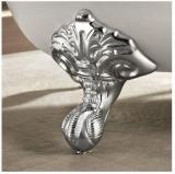 Ножки для чугунной ванны ROCA NEWCAST орлиные когти А29109400