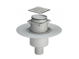 Трап для ванной комнаты 100х100 верт. диаметр  Advantix 583224