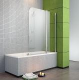 Штора для ванной Radaway EOS II PND 130x152, правая, cтекло прозрачное (206213-01R)