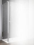Боковая стенка RADAWAY S2 100 правая, стекло прозрачное 3799432-01R