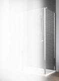 Боковая стенка RADAWAY S2 100 левая, стекло прозрачное 3799432-01L