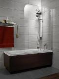 Шторка для ванны RADAWAY Torrenta PN 1210х1500, правая, прозрачное стекло 201203-101NR