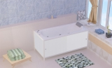 Экран для ванны МетаКам Ультралегкий 170см белый