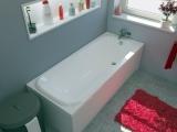 Ванна акриловая  SENSA 140x70