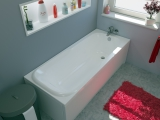 Ванна акриловая  SENSA 170x70