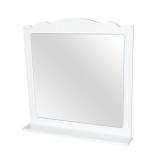 Зеркало Аквародос Классик с полкой без подсветки 65 см