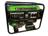 бензиновый Craft-Tec Pro 6500S (380)