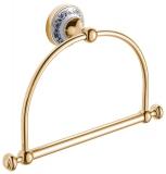 Кольцо для полотенца DEVIT CHARLESTONE CERAMIC 3060142G золото