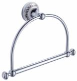 Кольцо для полотенца DEVIT CHARLESTONE CERAMIC 3060142 хром