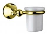 Стакан с держателем DEVIT CHARLESTONE 8020142G золото