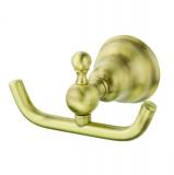 Крючок двойной DEVIT CHARLESTONE 8010142B бронза