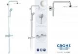Душевая система с термостатом для ванны GROHE EUPHORIA XXL System 210 27964000