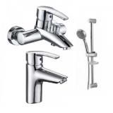 Набор смесителей для ванны IMPRESE HORAK (05170 + 10170 +штанга R670SD)