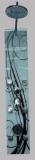 Душевая гидромассажная панель ATLANTIS GL015