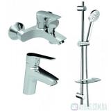 Набор смесителей для ванны 3в1 KOLLER POOL TWIN TN 010+0200+0100