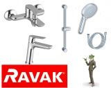 Набор смесителей для ванны 5в1 RAVAK CLASSIC 70320254