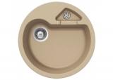 Мойка SCHOCK CLASSIC R-100, 22 лунный камень