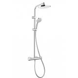 Душевая система HANSGROHE Showerpipe VERSO 220 27237000