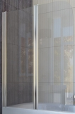 Штора для ванной KOLLER POOL QP95 1150х1400 left clear