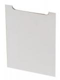 Дверца для тумбочки RAVAK SD Classic 400 X000000420 левая, белый глянец