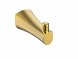 Крючок для полотенца IMPRESE Сuthna zlato 100280