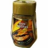Кофе растворимый Bon Aroma Gold 100г. Польша