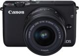 Фотоаппарат Canon EOS M10 + 15-45 IS STM Kit Black (0584C040)