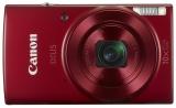 Фотоаппарат Canon IXUS 180 Red (1088C009)