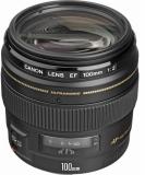 Объектив Canon EF 100mm f/2.0 USM (2518A012)