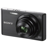 Фотоаппарат Sony Cyber-Shot W830 Black (DSCW830B.RU3)